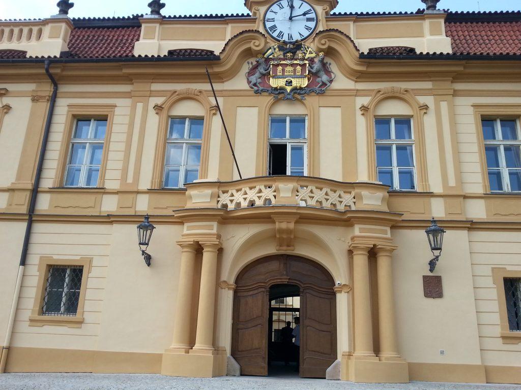 Libenský zámek 20160722