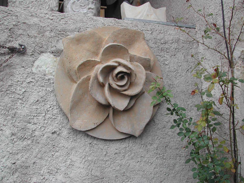 domovní znak Růže